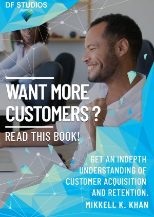 want more customers read this book customer acquisition and sales