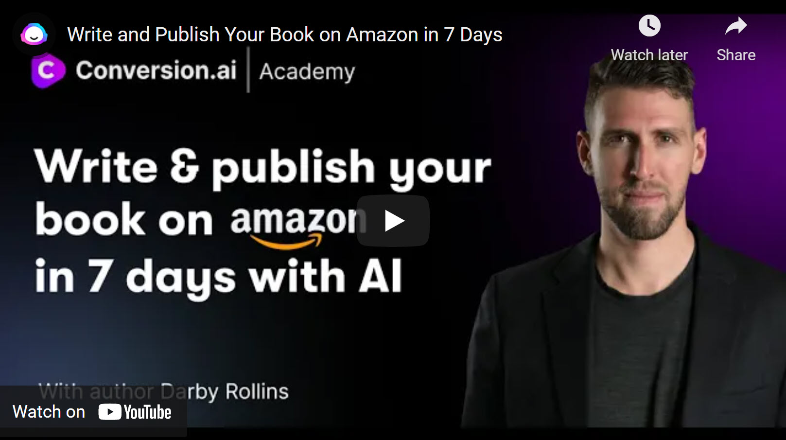 write and publish your book in 7 days with jarvis writing assistant